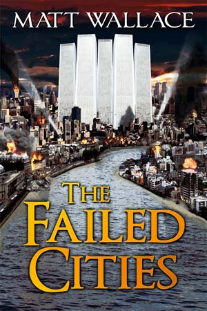 The Failed Cities book cover. Art by Scott