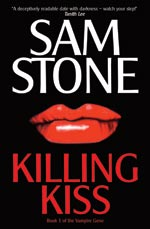 Killing Kiss by Sam Stone